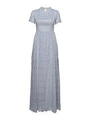 Claire dress - OCEAN BLUE