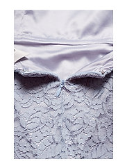 By Malina - Claire dress - kanten jurken - ocean blue - 3