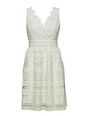 Allison dress - SUNNY LIME