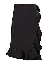 Denise skirt - BLACK