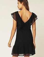 By Malina - Luisa dress - festklänningar - black - 3