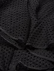 By Malina - Luisa dress - festklänningar - black - 4