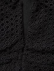 By Malina - Luisa dress - festklänningar - black - 5