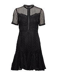 By Malina Elara dress - BLACK