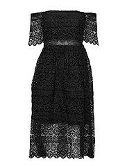 Noemi dress - BLACK