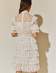 By Malina - Liona dress - cocktailklänningar - white - 3