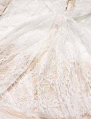 By Malina - Liona dress - cocktailklänningar - white - 4