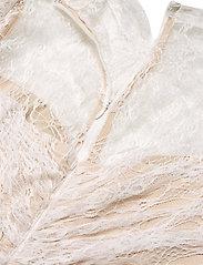 By Malina - Liona dress - cocktailklänningar - white - 5