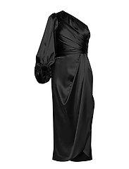 Leontine dress - BLACK