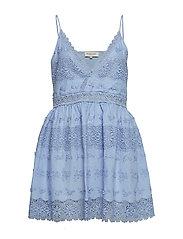 Ella dress - COASTAL BLUE