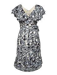 By Malina Viola mini dress - LEOPARDI