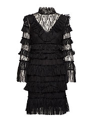 By Malina Rosa dress - BLACK