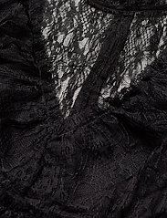 By Malina - Rosa dress - cocktailklänningar - black - 3