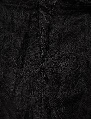 By Malina - Rosa dress - cocktailklänningar - black - 4