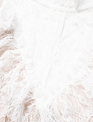 By Malina - Rosa dress - korte kjoler - white - 3