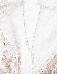 By Malina - Rosa dress - cocktail-kjoler - white - 4