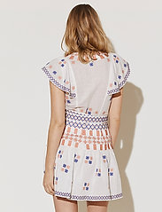 By Malina - Cora skirt - korta kjolar - white - 3