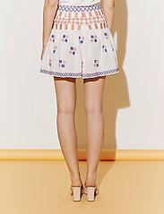 By Malina - Cora skirt - korta kjolar - white - 5