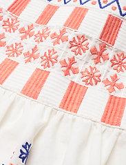 By Malina - Cora skirt - korta kjolar - white - 8