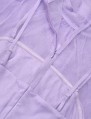 By Malina - Melany maxi dress - aftonklänningar - violet - 3