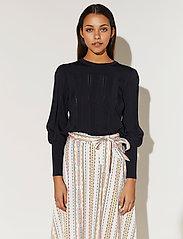 By Malina - Carmen skirt - midi kjolar - inca soft beige - 4