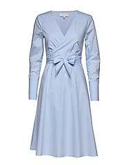 Nicolene dress - SKY BLUE