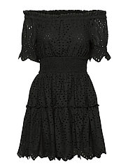 Chante dress - BLACK