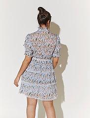 By Malina - Harlow dress - cocktailklänningar - french rose sky blue - 4