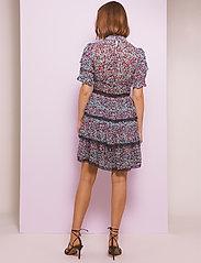 By Malina - Harlow dress - cocktailklänningar - wild blossom - 3