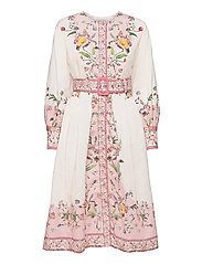 Caily dress - FRENCH ROSE PALE PINK