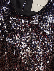 By Malina - Rubina dress - festklänningar - shaded blue - 5