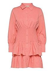 Coralie dress - MELON CRUSH