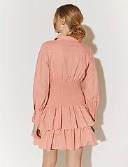 By Malina - Coralie dress - sommarklänningar - melon crush - 6