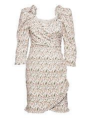 Rosie dress - FRENCH ROSE WHITE