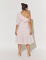 By Malina - Clementine dress - sommarklänningar - pale pink - 3