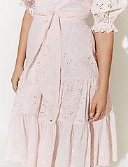 By Malina - Clementine dress - sommarklänningar - pale pink - 4