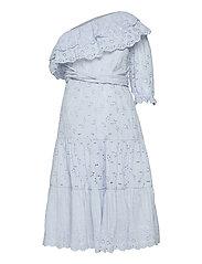 Clementine dress - SKY BLUE