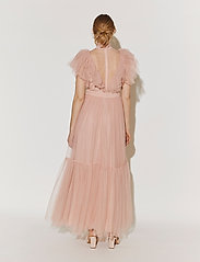 By Malina - Jolie dress - aftonklänningar - dusty pink - 3