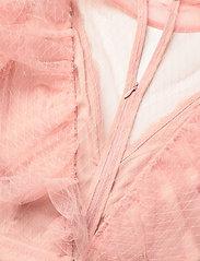 By Malina - Jolie dress - aftonklänningar - dusty pink - 6