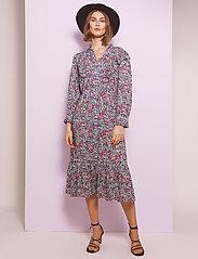 By Malina - Leah dress - vardagsklänningar - wild blossom - 0