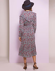 By Malina - Leah dress - vardagsklänningar - wild blossom - 3