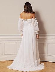 By Malina - Alexia gown - brudklänningar - ivory - 3