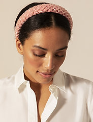 By Malina - Dixie embellished headband - accessories - pink - 4
