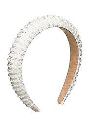 Margaux embellished headband - IVORY