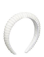 Florence pearl headband - IVORY