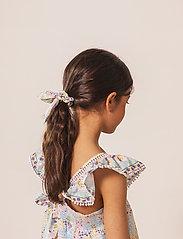 By Malina - Mini Lollo scrunchie 3 pack - hårsnoddar - summer blooms - 2