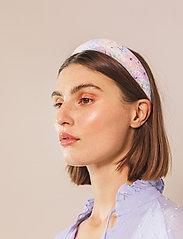 By Malina - Sally headband - hårband - summer blooms - 3