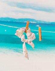 By Malina - Lollo scrunchie - hårsnoddar - summer blooms - 2