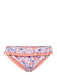 Cori bikini bottom - WATERCOLOR