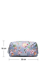 By Malina - Travel cosmetics large - necessärer - french rose sky blue - 4